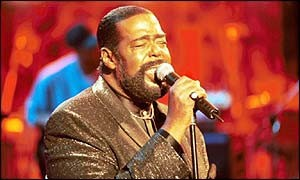 Barry White rot